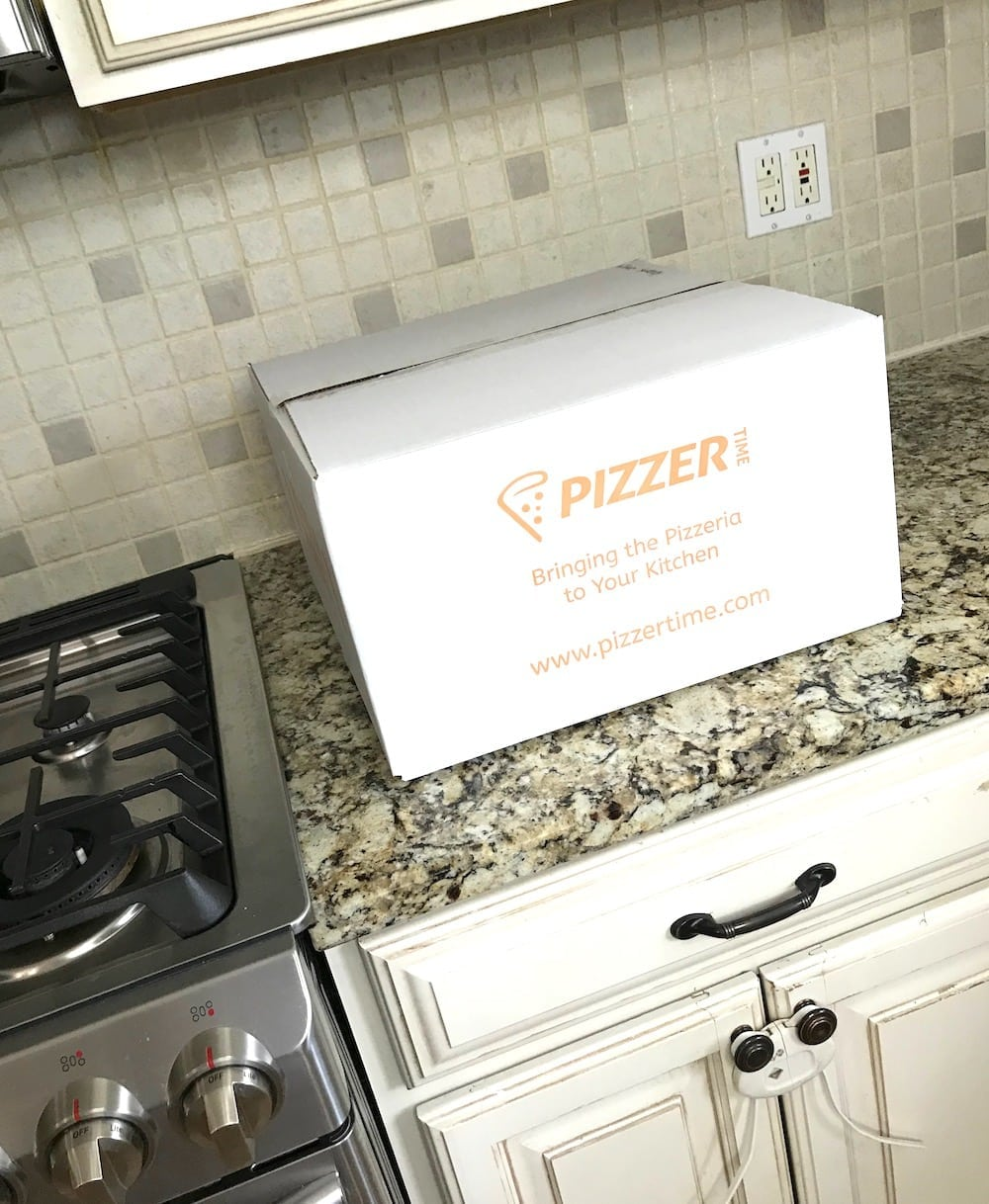 Pizzer Time Box