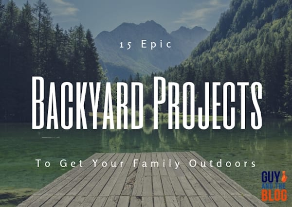 15 Backyard Projects