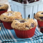 Chocolate Cherry Muffin - final