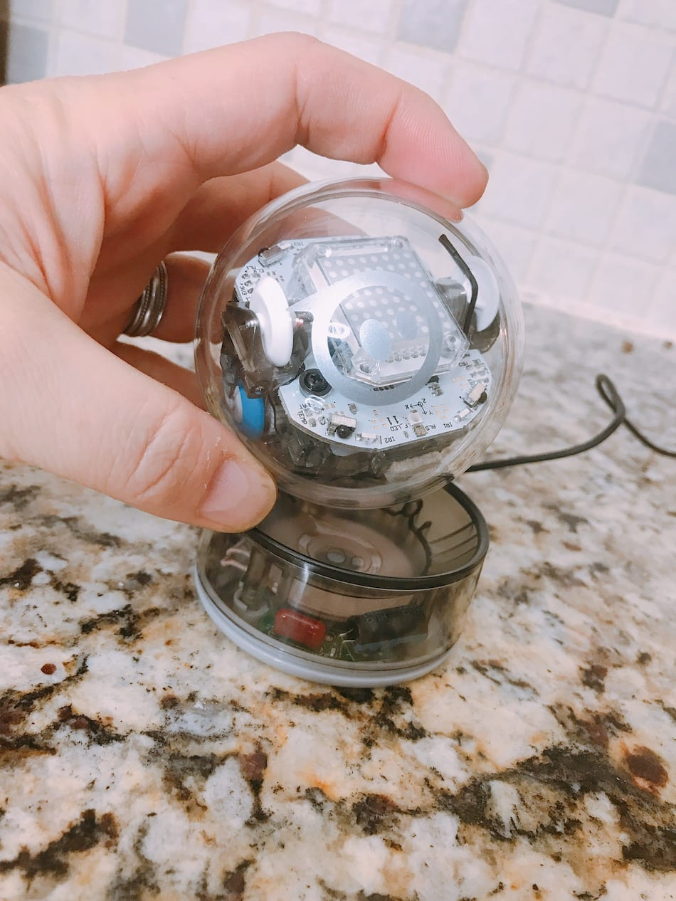 Sphero BOLT - close