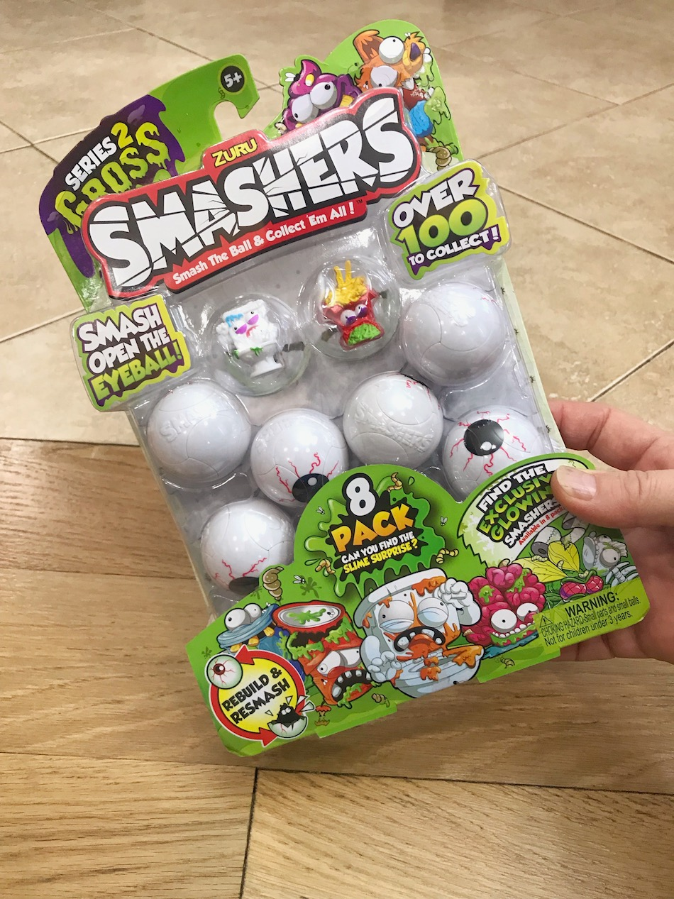 ZURU Smashers Series 2 - pack