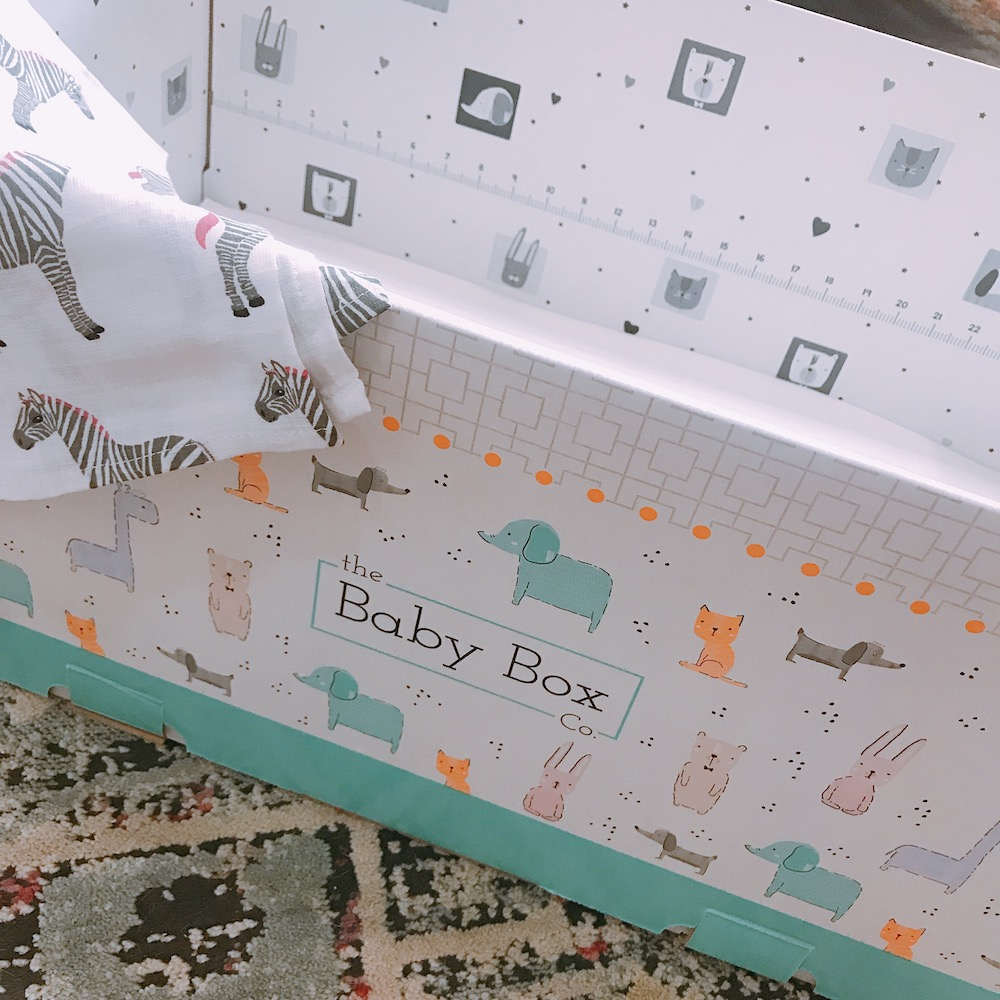 The Baby Box Co - baby box