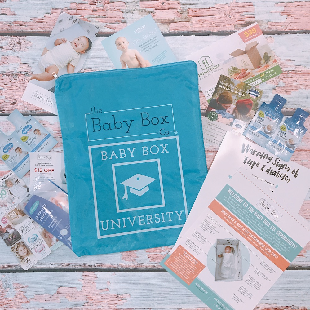 The Baby Box Co - rewards bag
