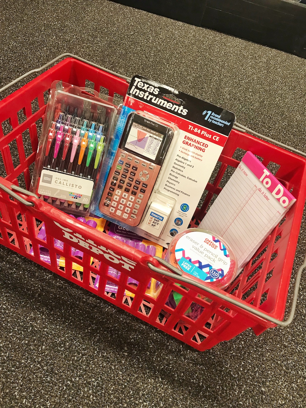 The Evolution of Back to School Shopping - Guy and the Blog