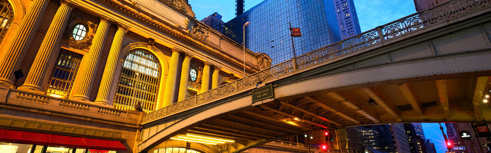 New York City Tours Grand Central