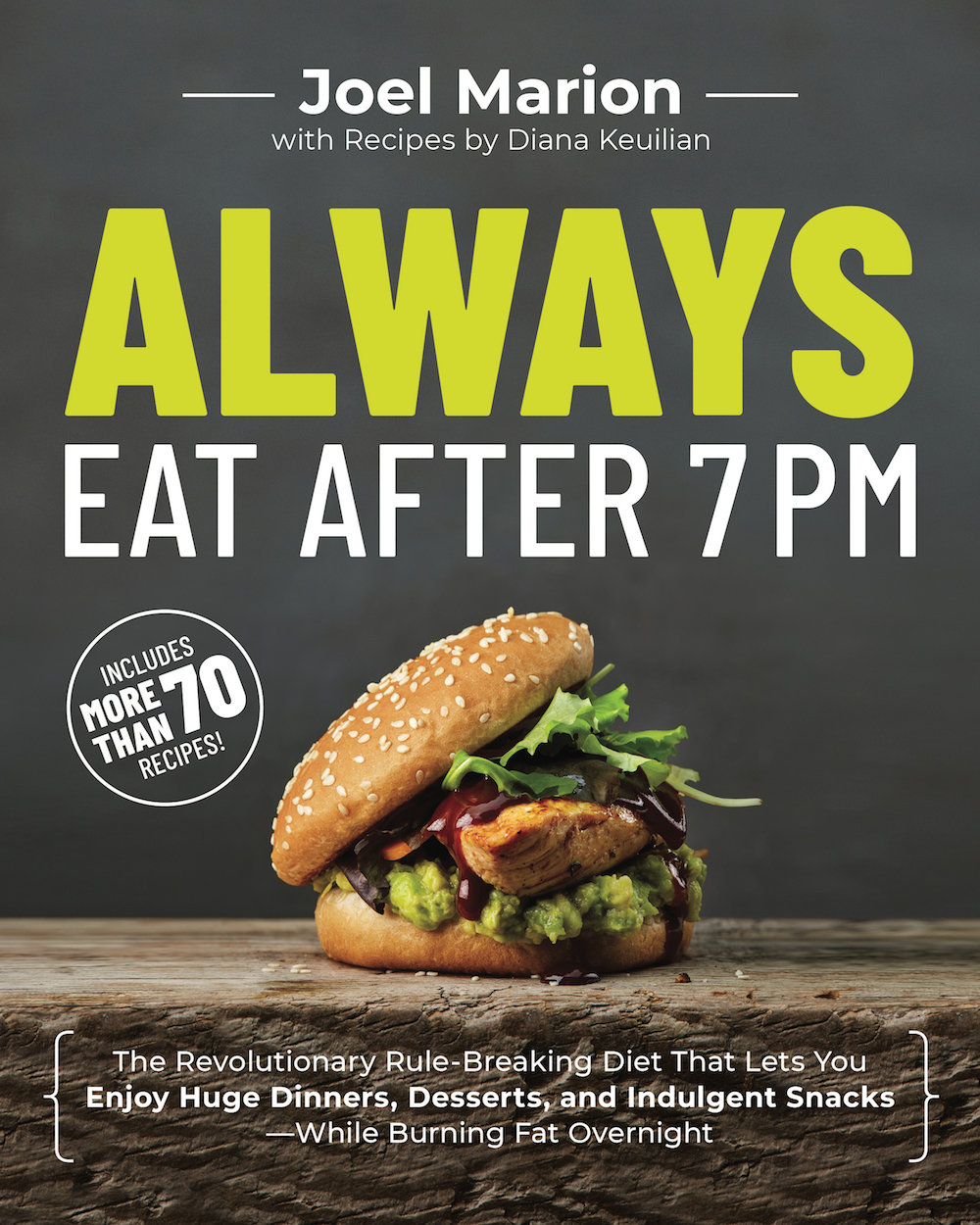 Always Eat After 7PM cover