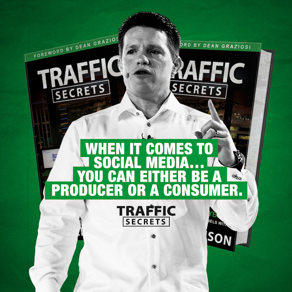 Russell Brunson Traffic Secrets
