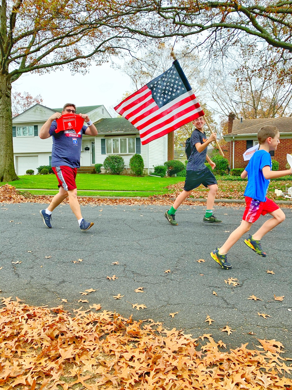 Wounded Warrior Project 5K
