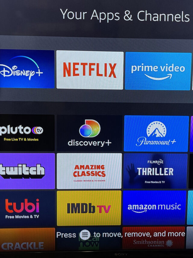 Streaming Apps We Can't Live Without